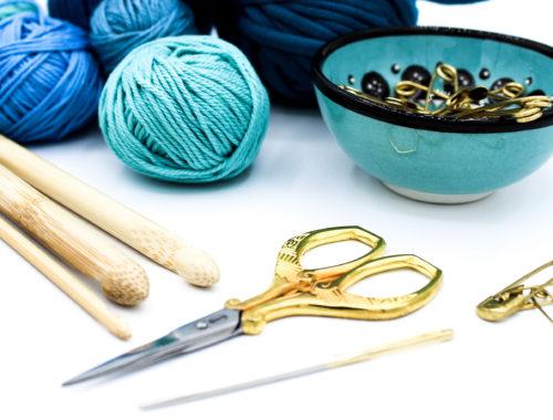 Nachhaltigkeit Zero Waste Handmade Handarbeit Häkeln