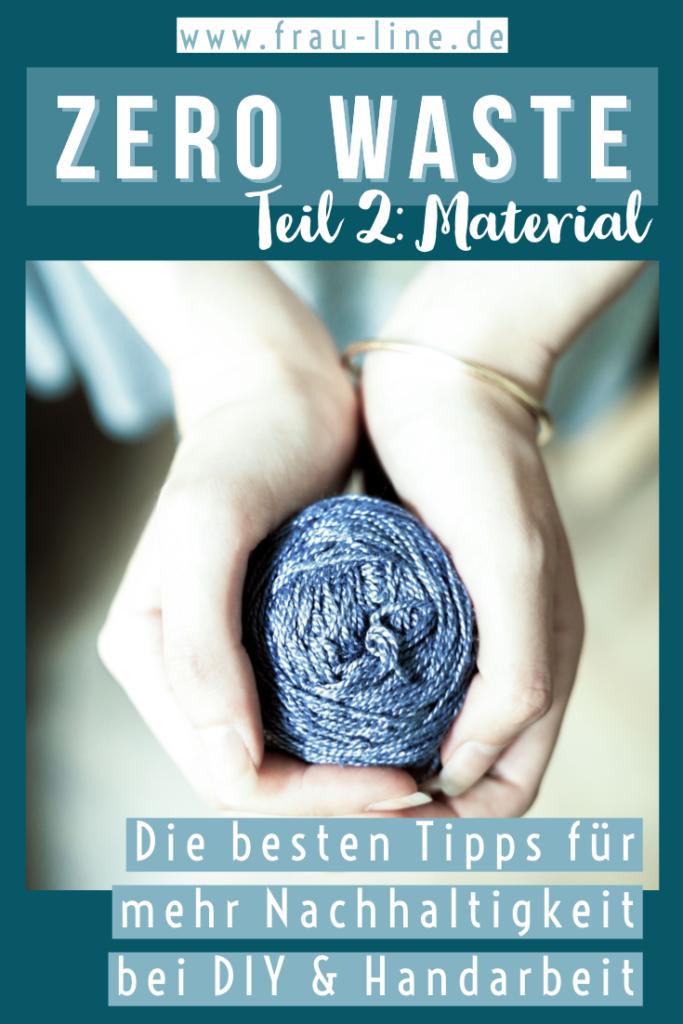 Zero-Waste-Wolle-Häkeln-Handarbeit