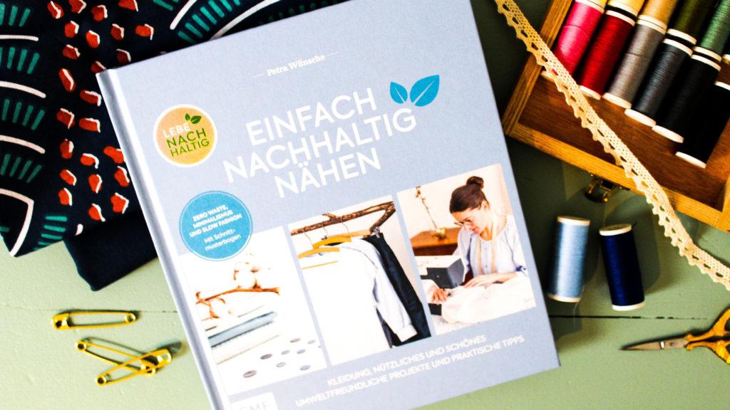 Einfach Nachhaltig Nähen Rezension Frau Line EMF Verlag Kleidung