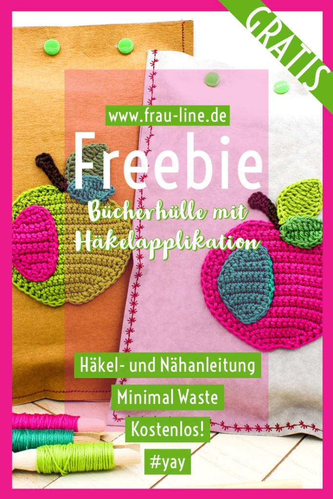 Pin Frau Line Kostenlose Anleitung umweltfreundliche Geschenkverpackung Bücher Nähanleitung Häkelanleitung