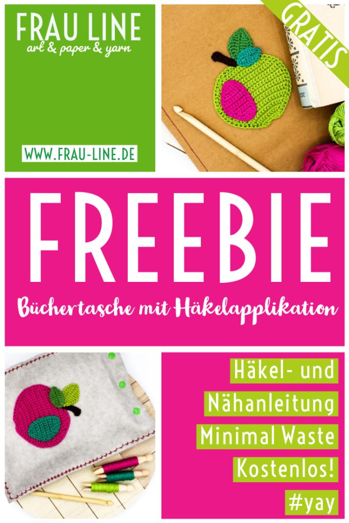 Pin Frau Line Kostenlose Nähanleitng Häkelanleitung Geschenke verpacken Minimla Waste