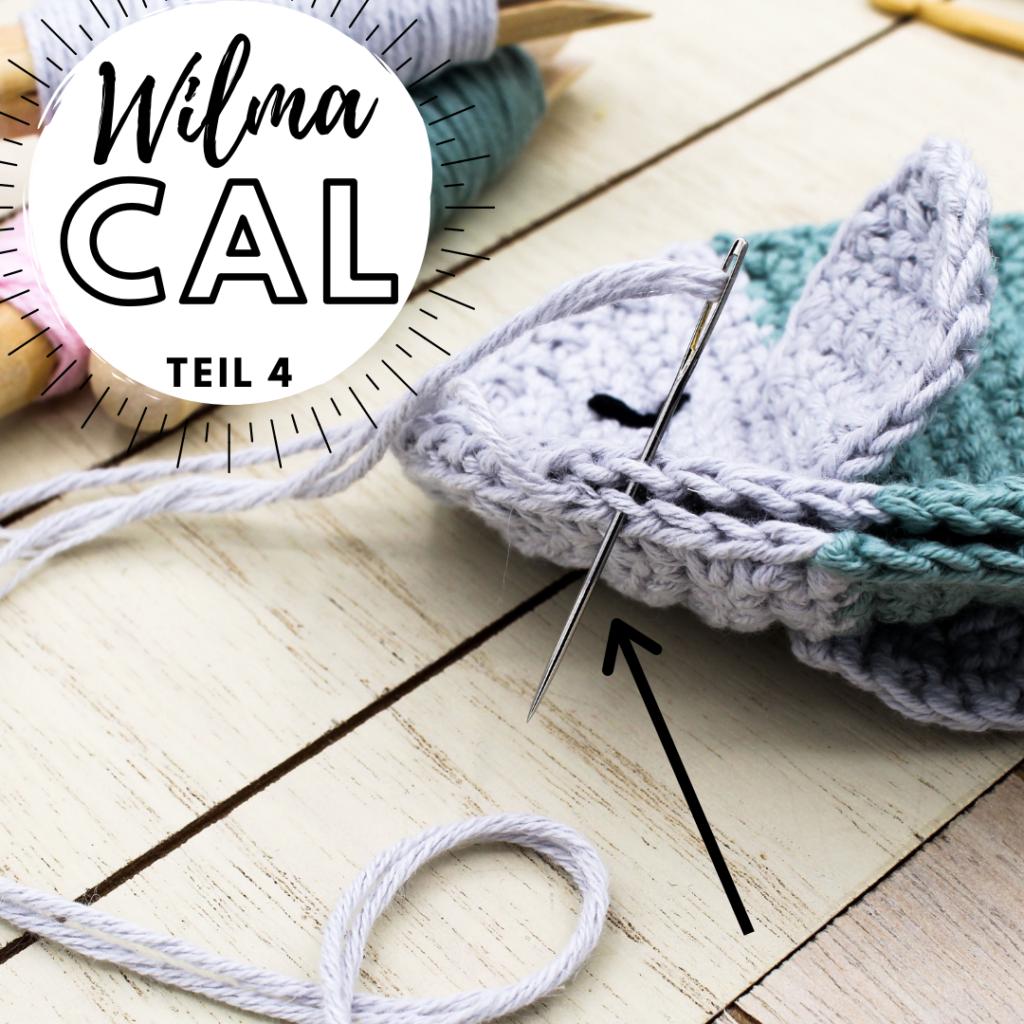Frau Line CAL Teil 4 Amigurmi Fisch Wilma häkeln kostenlose Anleitung
