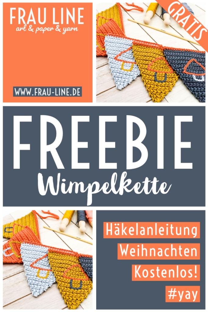 Pin-Frau-Line-Haekelanleitung-Weihnachtsdekoration-Wimpelkette