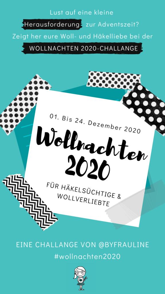 Pin Frau Line Häkeln Wollnachten 2020 Häkeln Stricken Wolle