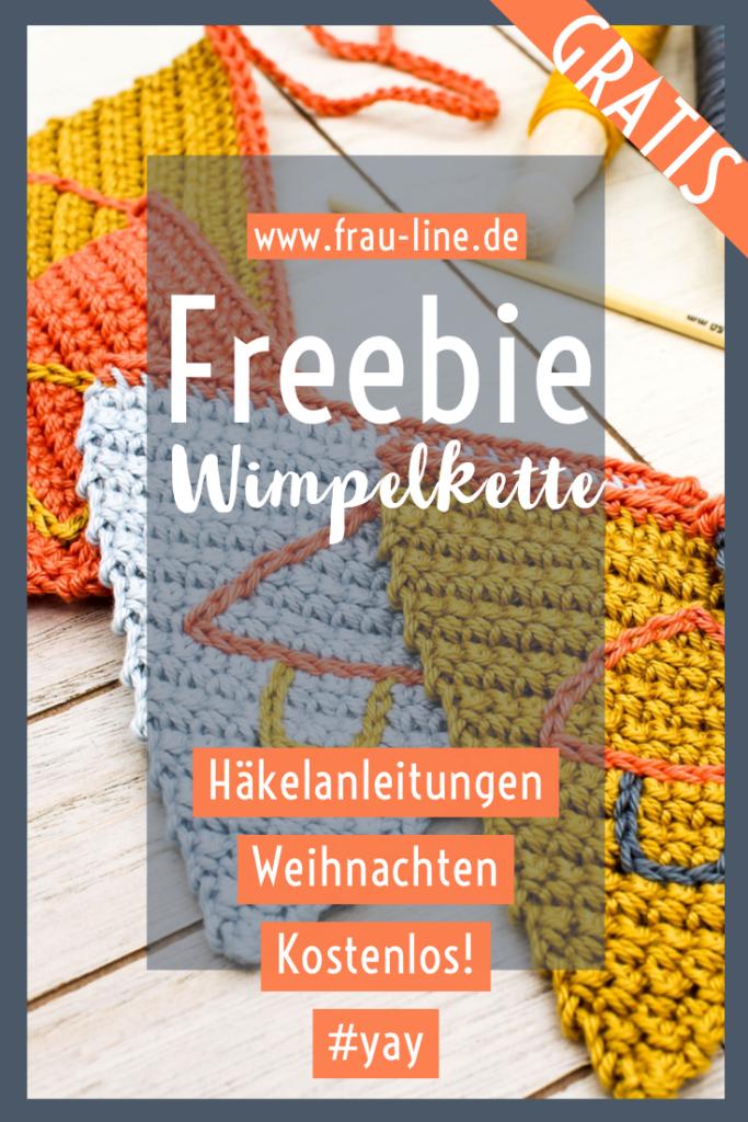 Pin-Gratisanleitung-Frau-Line-Wimpelkette-haekeln-weihnachten