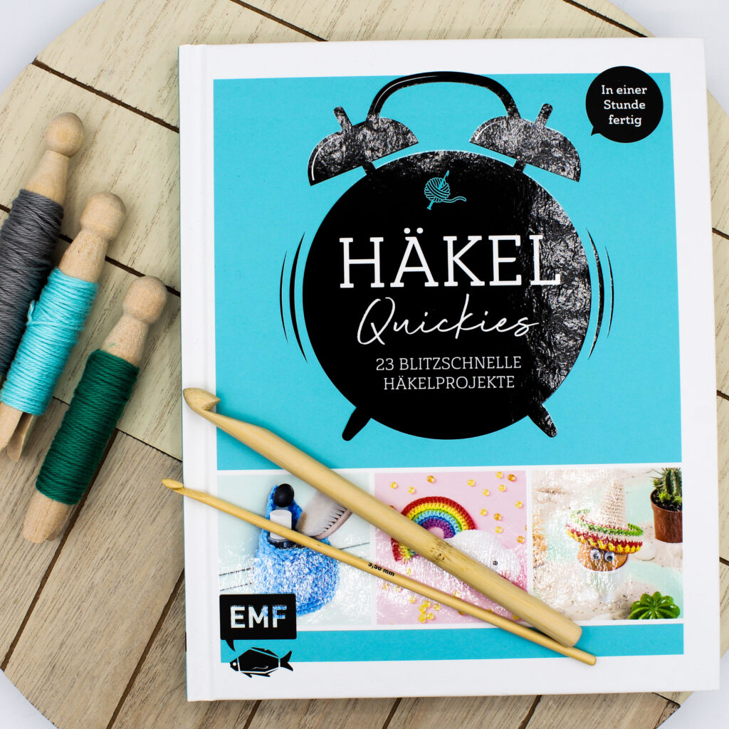 Frau Line Rezensions Häkelquickies Buchkritik Häkelbuch