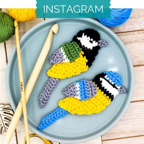 Frau Line Instagram Häkelanleitungen Häkeln