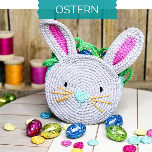 Frau Line Ostern Häkeln