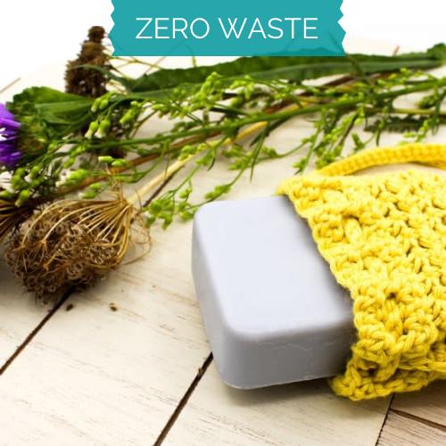 Frau Line Zero Waste Häkeln