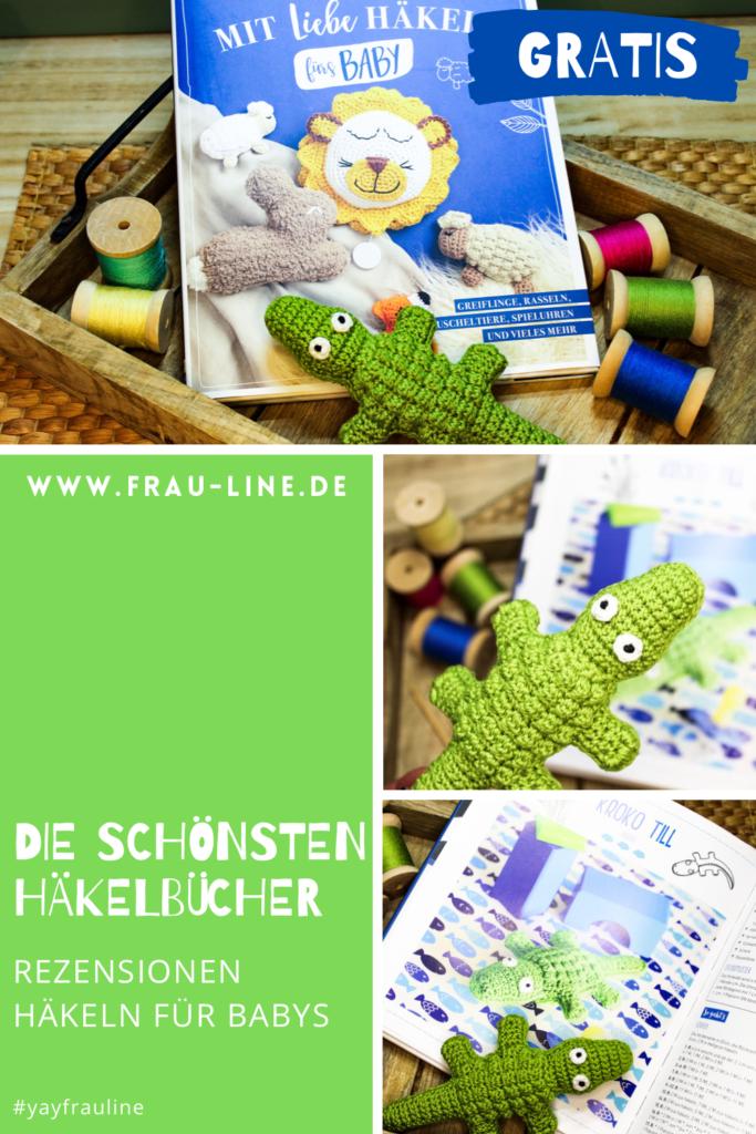 Pin Frau Line Häkelbücher Häkeln für Babys