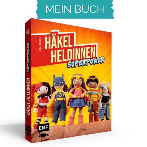 Frau Line Häkelbuch Kostenlose Häkelanleitungen Amigurumi Häkeln lernen